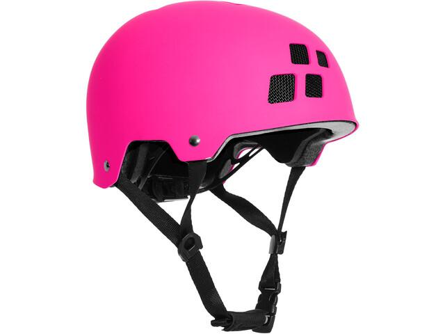 Cube Dirt - Casco de bicicleta Niños - rosa